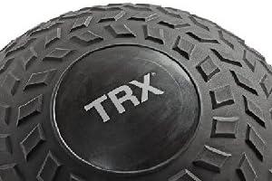Easy-Grip Bande de Roulement /& en Caoutchouc Durable Shell 20 lb environ 9.07 kg Fitness TRX Training Slam ball