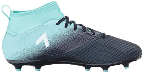 adidas Performance Herren Ace 17.3 FG Fußballschuh Energie Aqua / Weiß / Legende Tinte