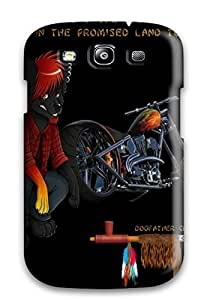 Mary Salo Scratch-free Phone Case For Galaxy S3- Retail Packaging - Wisdom03 Sending Free Screen Protector