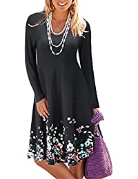 Women's Sleeveless Summer Beach Cotton Casual Dress