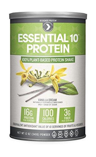 Designer Protein Essential Plant Based Vanilla product image