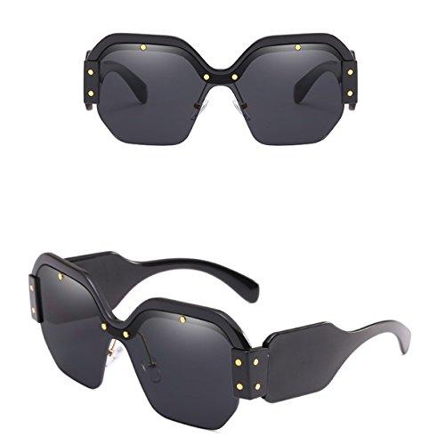 Soleil Catwalk De Soleil C De Personnalité Trendy Fashion Sunglasses Lunettes Lunettes Lunettes Polarized Sunglasses q6XxA5qw
