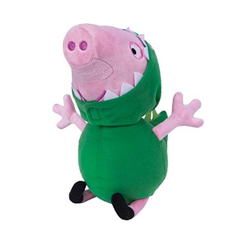 Peppa Pig Rawr N' Oink George Plush -