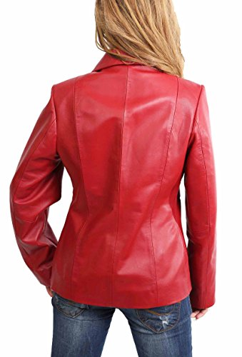 Goods Blouson Fashion Red Rouge A1 Femme 5AREx