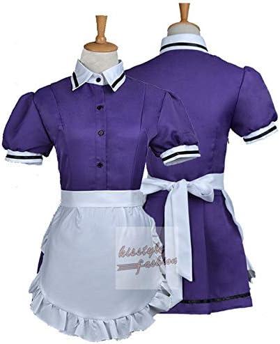 Blend S Hideri Kanzaki Kaho Hinata Maid Dress Uniform Women Girl Cosplay Costume