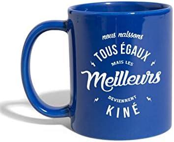 Meilleurs Spreadshirt Deviennent Tasse Royal Les Kiné MugBleu TlJ3FuK1c