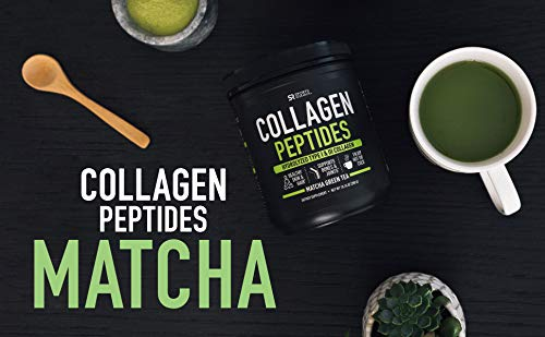 Amazon.com: Polvo de péptidos de colágeno | Alimentado con ...
