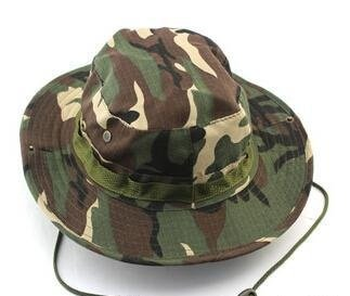 NEW Army Military DPM Camo Outdoor Boonie Bucket Cap Hat Fishing ... fbbd42a2abf