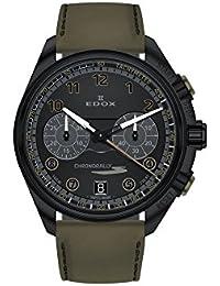Chronorally Chronograph Black Dial Mens Watch 09503 37NNVCV NNV