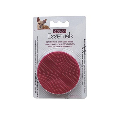 Le Salon Rubber (Le Salon Essentials Rubber Grooming Brush)