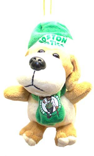 Boelter Brands Boston Celtics 4 inch Plush Dog Ornament