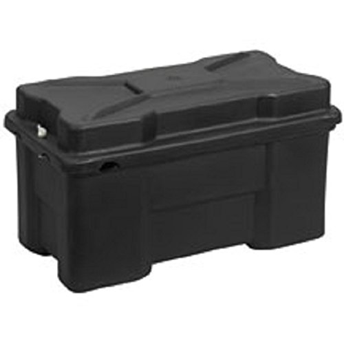 Moeller Battery (Moeller Roto-Molded Marine Battery Box (One 4D Battery, 23.63