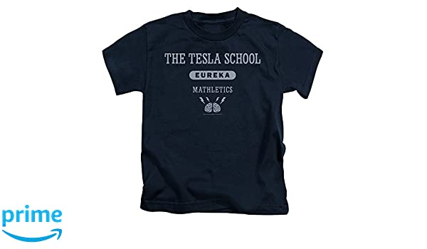 Eureka Tesla School Youth T-shirt
