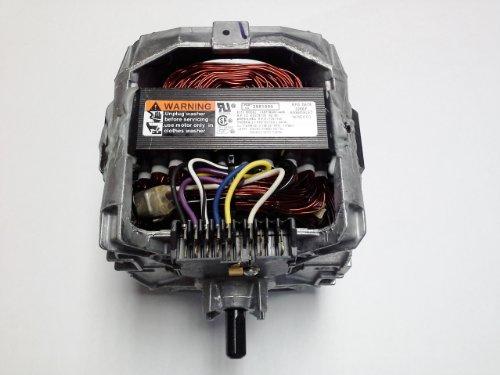 JE W10210608 Kenmore Washer Motor 2 Speed W10210608 OEM NEW