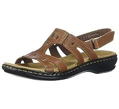 b70b815abe87 Clarks Women s Leisa Annual Casual Sandal