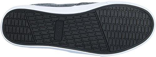 Lugz Mens Seabrook Sneaker Noir / Blanc