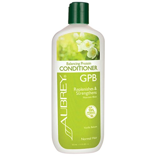 Aubrey Organics GPB Glycogen Protein Balancing Conditioner - 11 oz Aubrey Organics Hair Conditioner