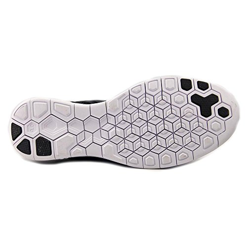 outlet Manchester sale low cost Nike men's Free 4.0 717988 011 black/ white running shoes Inexpensive cheap price discount price 2014 newest sale online 2ygctAU