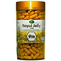 Nature's King Royal Jelly 1000 Mg. 365 tablets