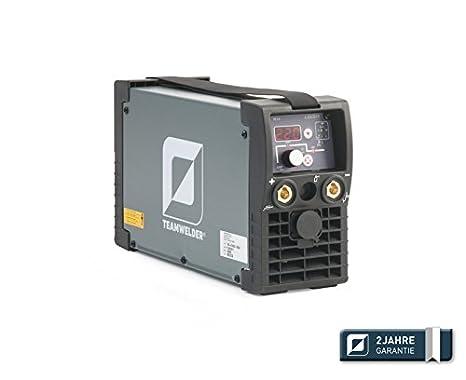 Team Welder MMA 200 CEL electrodos Soldador inverter: Amazon.es: Industria, empresas y ciencia
