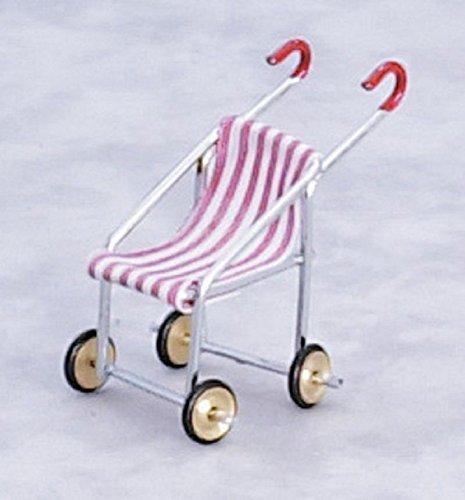 Dollhouse Miniature Stroller ()