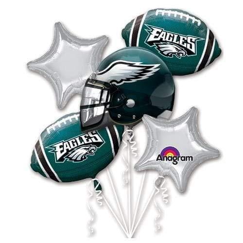 Anagram 31410 Philadelphia Eagles Balloon Bouquet,