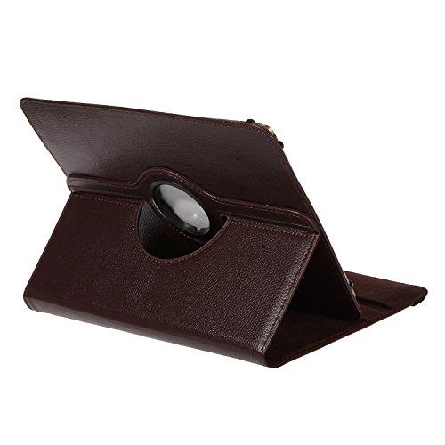 Bralexx Universal Tablet-Tasche für ARCHOS 101b Platinum (26,3 cm (10 Zoll)) braun