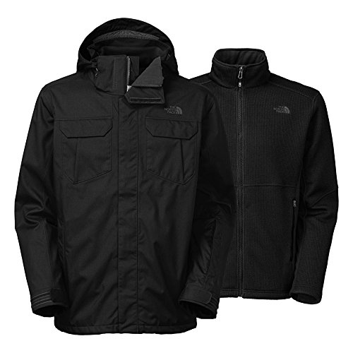 North Face Clooney Triclimate Mens Insulated Ski Jacket -...