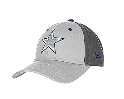 New Era Dallas Cowboys Gray The League Pop 9FORTY Adjustable Hat/Cap