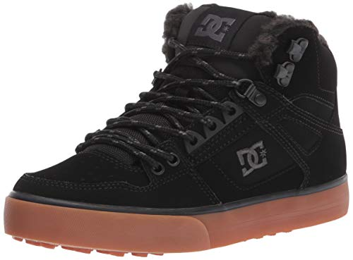 DC Men's Pure High-top Wc Wnt Skateboard, Skate Shoe