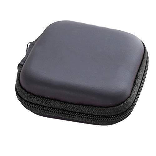 Colorido - Bolsa organizadora para Guardar Auriculares (Nailon, Cuadrada/Rectangular), 12#
