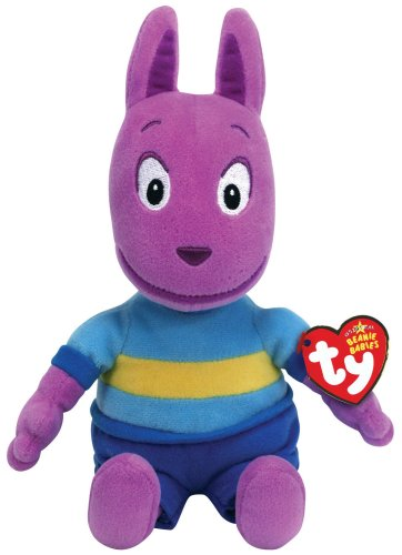 Ty Beanie Baby Austin Backyardigan (The Backyardigans Games Halloween)