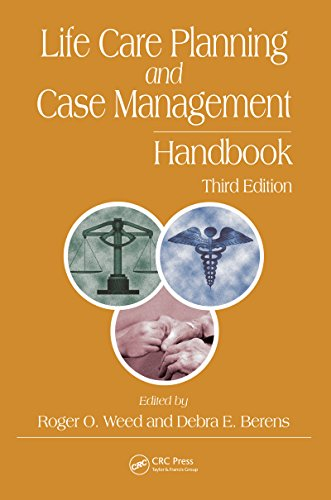 Life Care Planning and Case Management Handbook, Third Edition Pdf