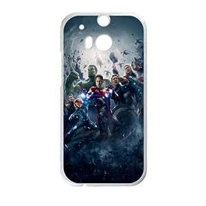 B-V-W0030896 Phone Back Case Customized Art Print Design Hard Shell Protection HTC One M8