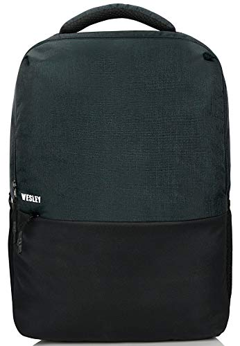 Wesley Milestone Casual Waterproof Laptop Backpack/Office Bag/School Bag/College Bag/Business Bag/Unisex Travel Backpack…