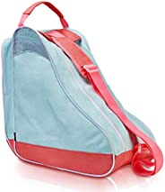 TOPOWN Ice Skate Bag Roller Skates Bag for Boys and Girls Men Inline Skate Bag Women Roller Skate Bag Premium