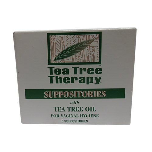 Tea Tree Suppository Therapy 2 Pack product image