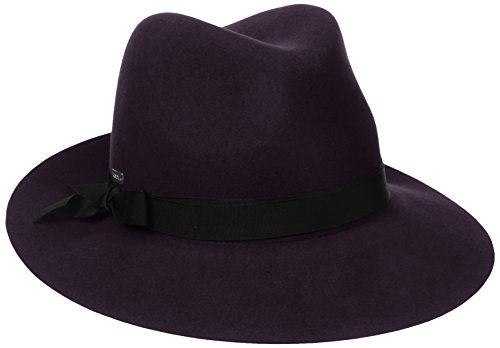 Coal Women's The Hazel Crushable Wool Felt Brim Hat, Navy...