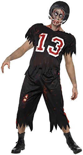 Smiffys High School Horror American Footballer