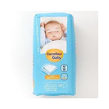 Carrefour Esteras Colchón Bebé 60X90Cm 10 Por Paquete ...