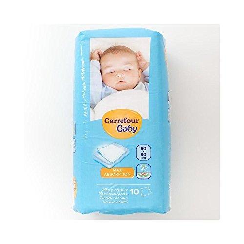 Carrefour Esteras Colchón Bebé 60X90Cm 10 Por Paquete - Paquete de 2 ...