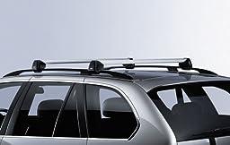 BMW X5 E53 Genuine Factory OEM 82710415053 Profile Roof Rack Cross Bars 2001 - 2006