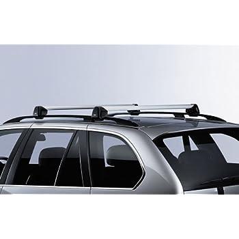 BMW X5 E70 Genuine Factory OEM 82710404320 Profile Roof Rack Cross Bars 2007 - 2012