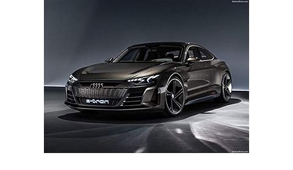 Audi E Tron Concept Poster 24x36