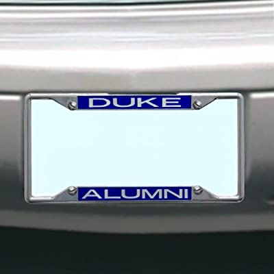 Amazon.com : Stockdale NCAA Duke Blue Devils License Plate Frame ...