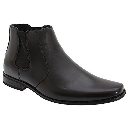 4052ba2e884 free shipping Goor Mens Twin Gusset Ankle Boots - holmedalblikk.no