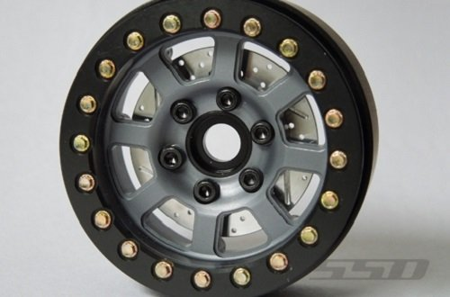 SSD RC 3mm Offset Wheel Hub with Brake Rotor