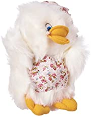 Chick Shaped Stuffed Toy for Kids