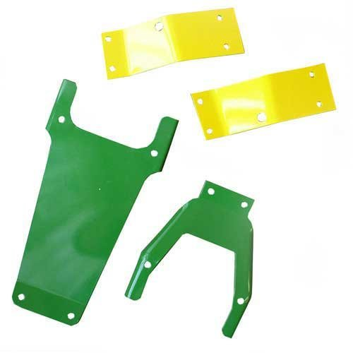 Seat Brackets 4 Piece Set Yellow/Green John Deere 4630 830 2510 4620 5200 7020 4010 4230 3010 2010 6620 5010 3300 3020 7520 7700 6600 4520 820 5020 4000 4020 4430 4030 6602 5400 6030 4320 4400 2520 All States Ag Parts