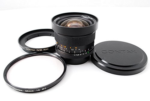 CONTAX コンタックス Carl Zeiss Distagon 18mm F4 T MMGの商品画像